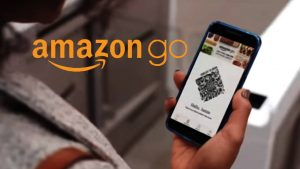 Amazon Go. App mobile